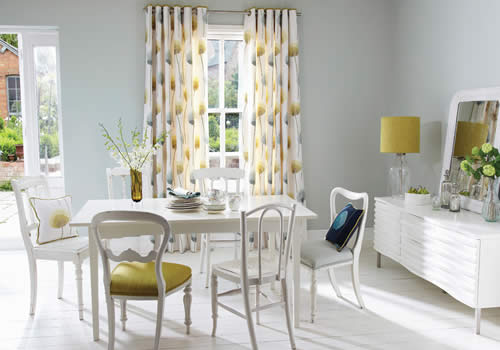 Floris Embroideries Curtains