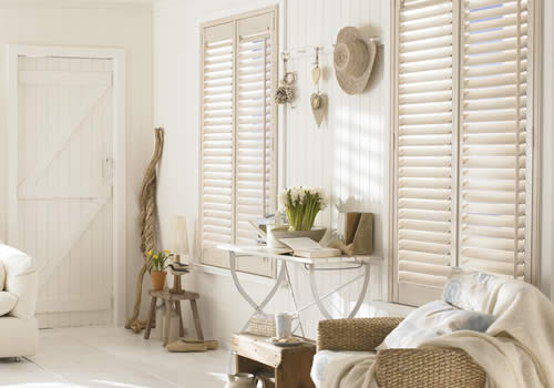 Full Height shutters from VBS Centurion Blinds