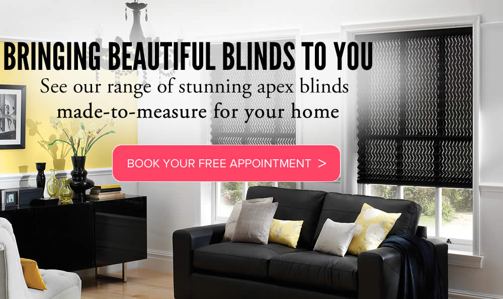 Apex blinds made to measure from VBS Centurion Blinds