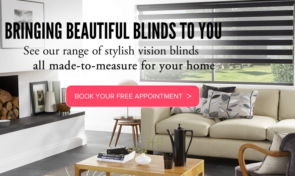 Vision blinds made to measure from VBS Centurion Blinds
