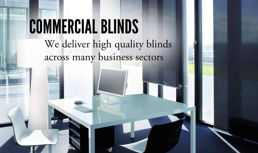 blinds for commercial projects