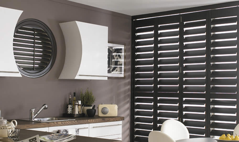 Preferred Shaped Shutters in West Midlands | VBS Centurion Blinds ND32
