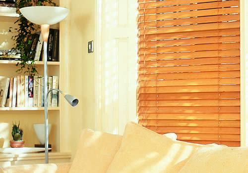 Wooden Blinds from VBS Centurion by Baileys Blinds