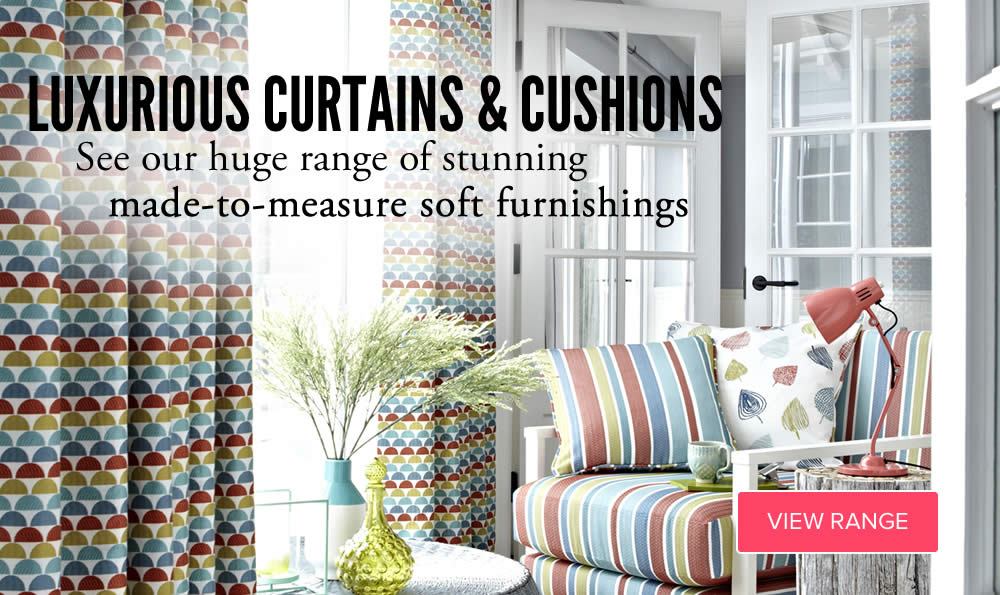Image of curtains from VBS Centurion Blinds