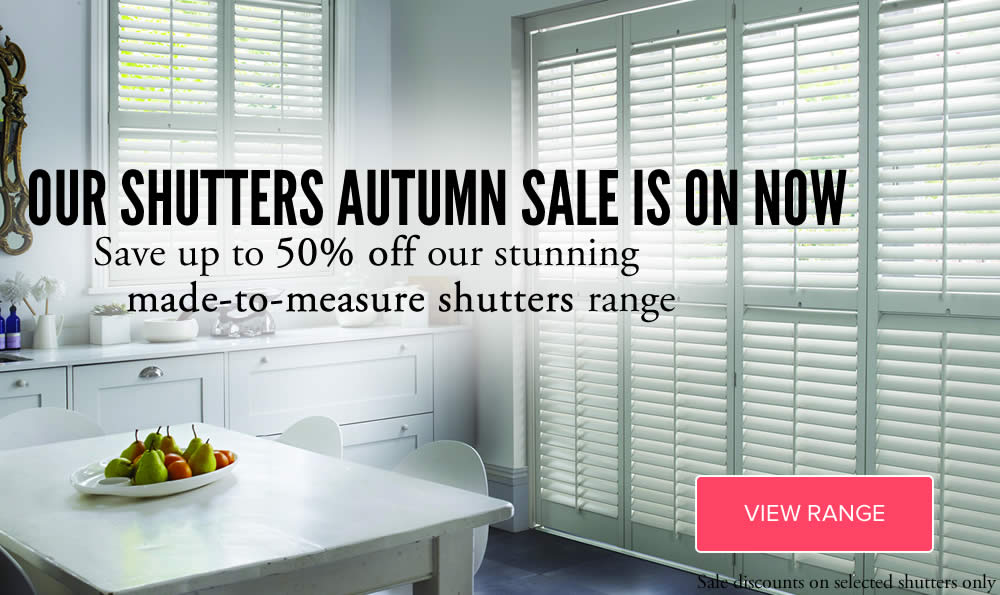 Image of shutters from VBS Centurion Blinds